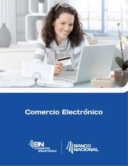 Comercio Electrónico - Banco Nacional de Costa Rica