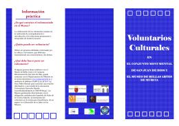 folleto voluntarios.pub