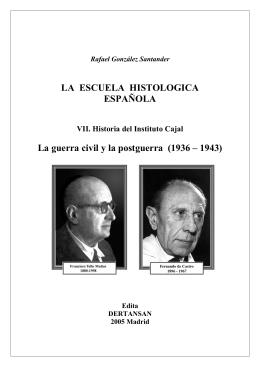 Escuela Histológica Española