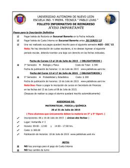 rc-07-009 folleto informativo de reingreso ad15 actualizado 18062015