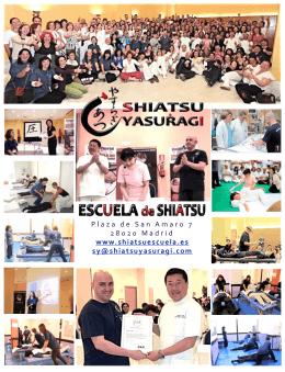 FOLLETO 2015 - Shiatsu Yasuragi