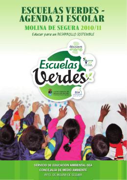 folleto escuelas verdes 3c.indd