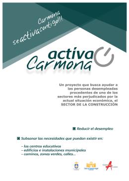 folleto carmona activa