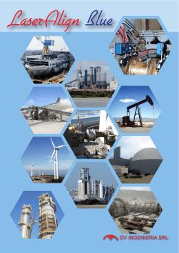 folleto laseralign blue 2012