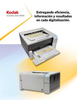 Entregando eficiencia, información y resultados en cada digitalización.