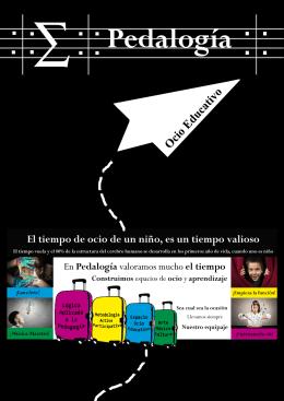 Pedalogía Folleto Digital 2015