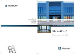 Folleto Glass.qxp:Folleto Glass