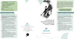 MAZ | Folleto 99 | Coordinación de actividades empresariales para
