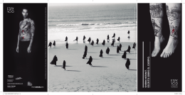 Folleto de Shirin Neshat - Espacio Fundación Telefónica