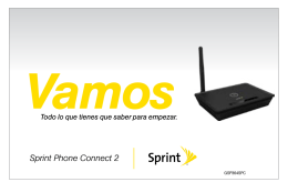 Sprint Phone Connect 2