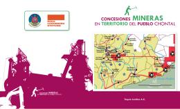Concesiones Mineras en Territorio del Pueblo Chontal