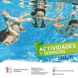 Polideportivo Etxebarri 2014-2015