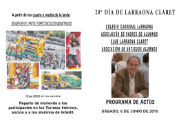 folleto FIESTAS JUNIO 2015