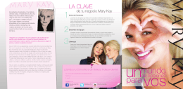 LA CLAVE - Mary Kay In Touch
