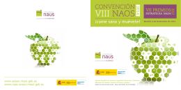 boceto folleto naos 2014-6 - Ministerio de Sanidad, Servicios