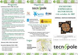 Folleto Encuentro Textil_Tecnopole_v3
