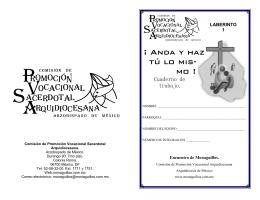 2006 FOLLETO.LABERINTO-2006