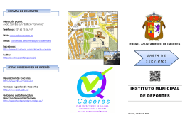 folleto cartas de servicios editable