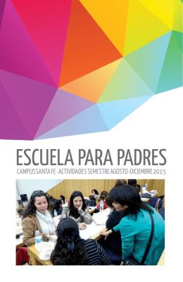 Escuela para Padres Campus Santa Fe