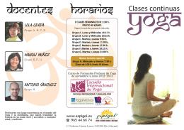 folleto yoga SEPTIEMBRE 2012.cdr