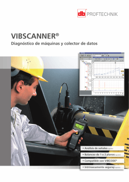 Folleto VIBSCANNER