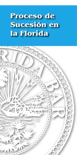 Proceso de Sucesión en la Florida