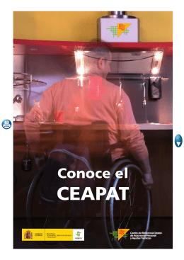 Folleto Presentación CEAPAT - Bienestar y protección Infantil
