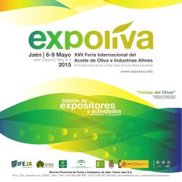 Folleto Expoliva 2015 FINAL.indd