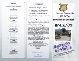 folleto final.cdr - Secretaría de Educación de Boyacá