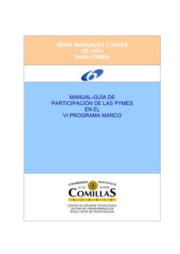 folleto craft versión final pdf - Universidad Pontificia Comillas