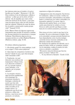 Folleto Ocultismo - Español.cdr - Iglesia Bautista La Casa de Dios