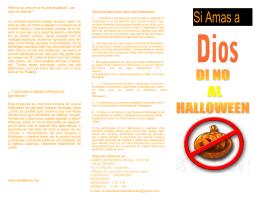 Presione Aqui para descargar Halloween Parte 1