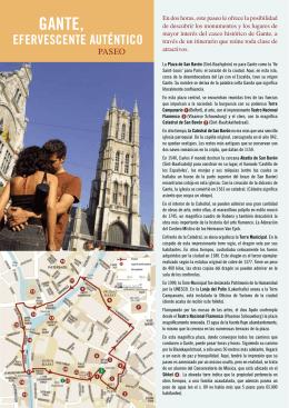 Paseo Gante - Gent