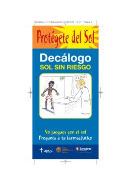 Sol sin Riesgo - Zaragoza Deporte Municipal