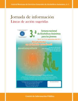 Jornada de información - Central Mexicana de Servicios Generales