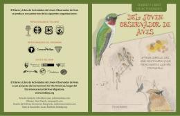 del Joven observador de aves