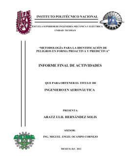 1826 2012 - Instituto Politécnico Nacional