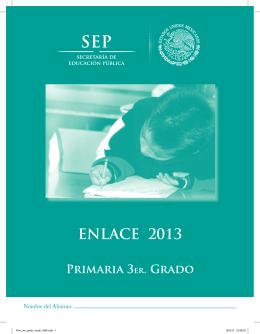3ero. - Enlace - Secretaría de Educación Pública