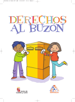 Derechos al buzón - Portal de Educación de la Junta de Castilla y