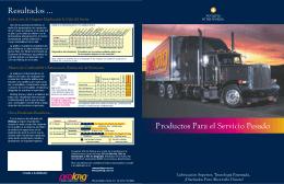 Folleto Camiones Serv