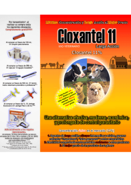 Cloxantel folleto.cdr