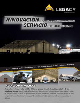 AVIACIÓN Y MILITAR - Legacy Building Solutions Legacy Building