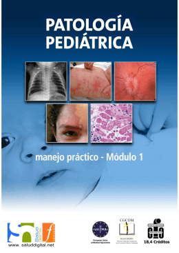 Descargar Folleto Informativo - Patología Pediátrica. Manejo