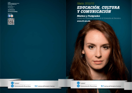 Folleto oferta - EDUCACION ESP - encaradas.FH11