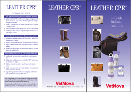 LEATHER CPR®