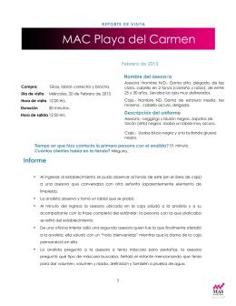 MAC Playa del Carmen
