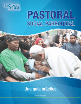 Guía de Pastoral Social Parroquial