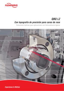 QBQ LZ Seal Brochure - Flowserve Corporation
