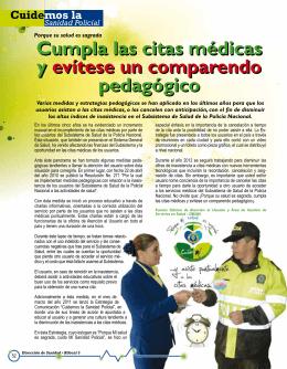 caratula bifocal 5 - Policía Nacional de Colombia