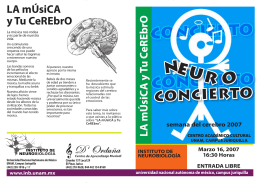 Folleto 1 - Instituto de Neurobiología